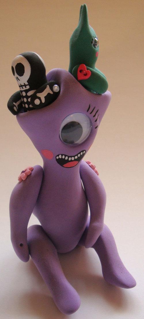 PurpleOneEyeFront