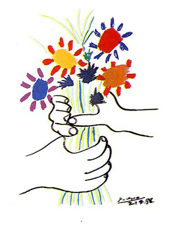 Pablo-Picasso-Hand-with-Flowers-large-1193520193